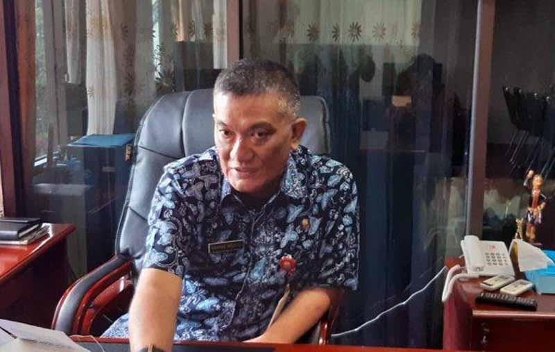 Kepala Biro Pemerintahan dan Otonomi Daerah Setda Provinsi Jambi, Rahmad Hidayat/FOTO : tribunjambi.com