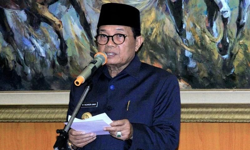 Gubernur Jambi H. Fachrori Umar