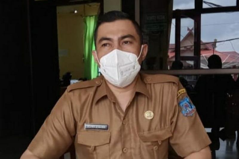 FOTO : dr. H. Elfry Syahril, Dirut RS KH. Daud Arif Kuala Tungkal