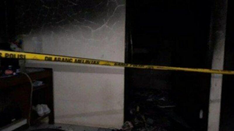 FOTO : Iustrasi Tempat Tersangka Zaini (41) Membunuh istrinya Nur Khalimah.