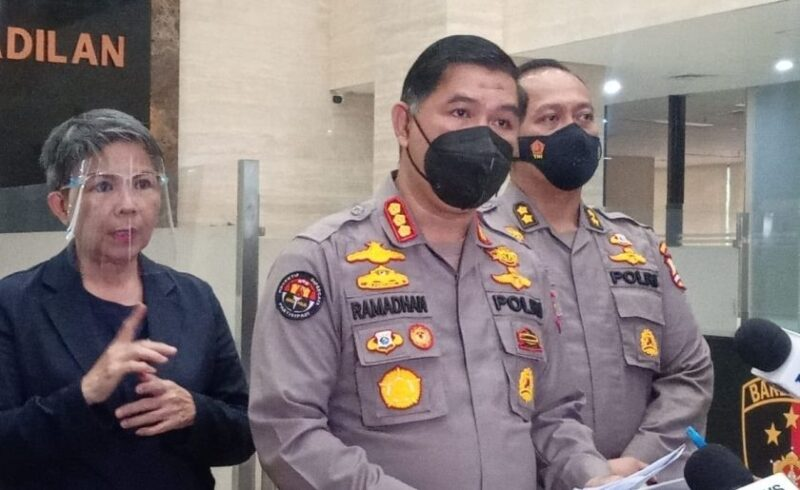 Kabag Penum Divisi Humas Polri, Kombes Ahmad Ramadhan. Foto: PMJ News /PMJ News