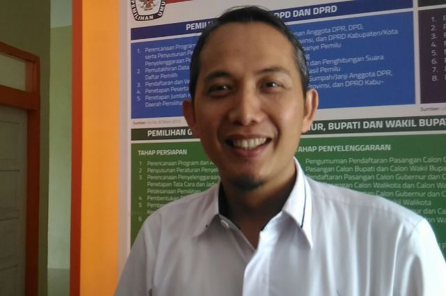 FOTO : Ketua Bawaslu Provinsi Jambi, Asnawi, M.Pd
