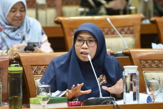 Anggota Komisi IX DPR RI, Netty Prasetiya. FOTO : dpr.go.id