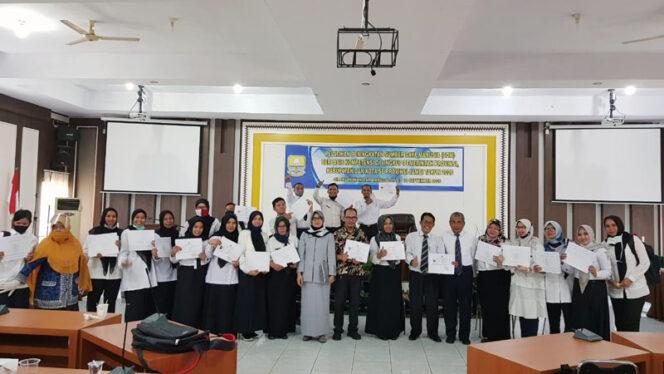 FOTO : Peserta Pelatihan Peningkatan SDM ASN Berbasis Kompetensi BPSDM Provinsi Jambi Tahun 2020
