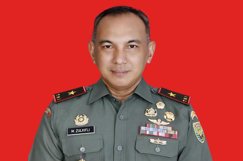 Brigjen TNI M. Zulkifli, S.IP,MM.