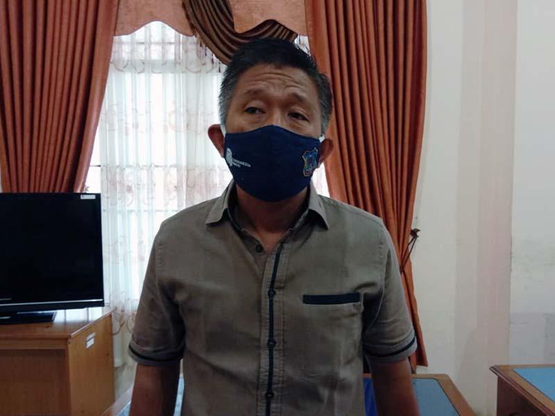 FOTO : Budi Azwar, Anggota DPRD Kabupaten Tanjung Jabung Barat