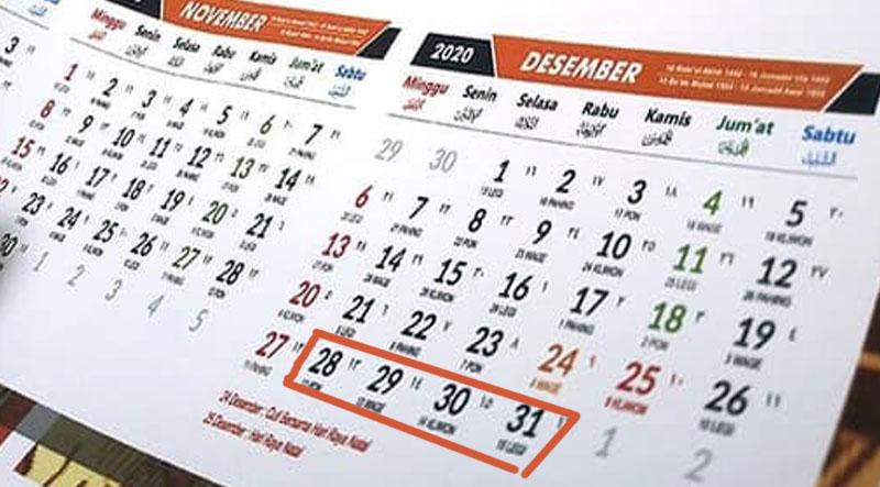 Pemerintah Geser Cuti Bersama Idul Fitri ke Desember, Ini ...