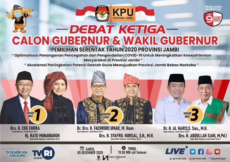 FOTO : KPU Jambi