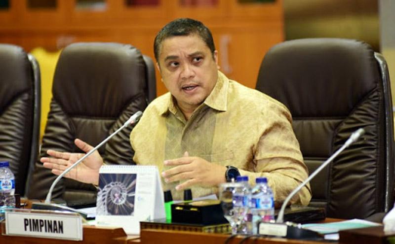 FOTO : Dede Yusuf, Pimpinan Komisi X DPR