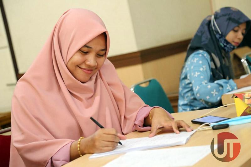 FOTO: Sejumlah Dosen FKIP Universitas Jambi Mengadopsi pola MIKiR dan Lesson Study untuk Pembelajaran Mikro.