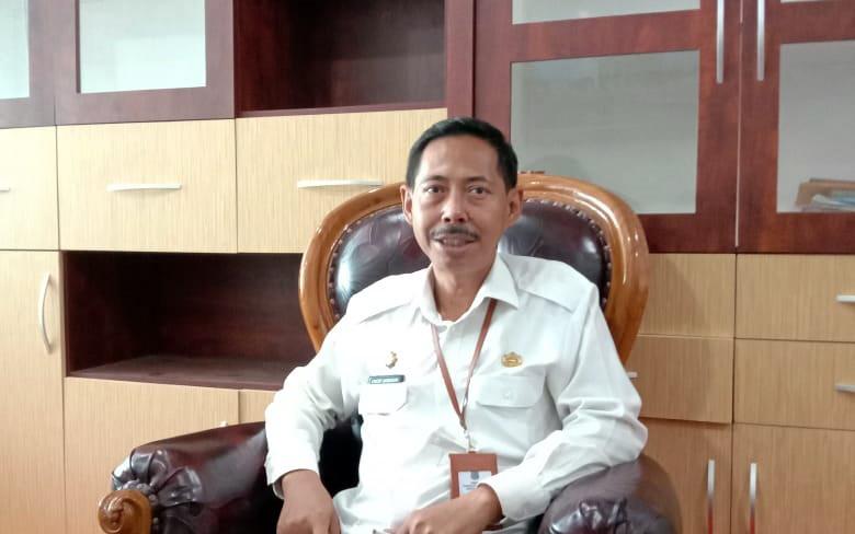 FOTO : Kepala Insektorat Kabupaten Tanjab Barat, Drs. Encep Jarkasih