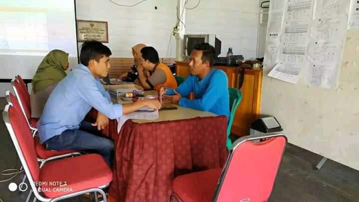 FOTO : Dokumentasi KPU Tanjab Barat Menerima Pendaftaran Calon PPK 2020