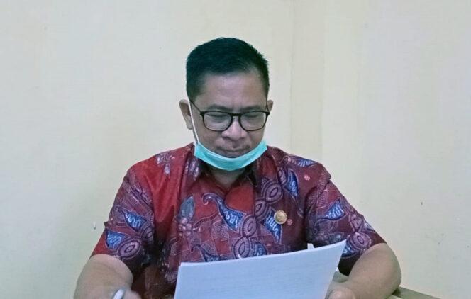 FOTO : H. R. Gatot Suwarsono, SH, MM. Kepala BKPSDM Tanjab Barat,