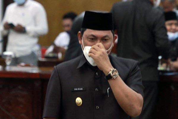 Wakil Bupati Tanjab Barat Hairan, SH. FOTO : PROKOPIM
