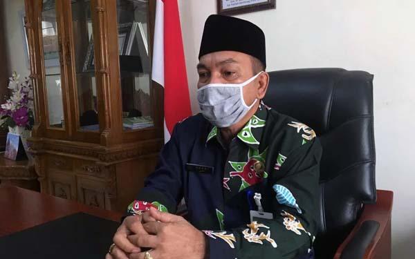 Kepala Kantor Kementerian Agama Tanjab Barat, Hasbi, M.Pd.I
