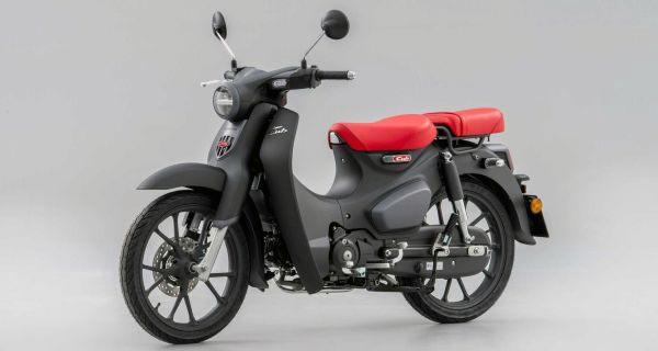 Honda Super Cub 125 2022. FOTO : JPNN