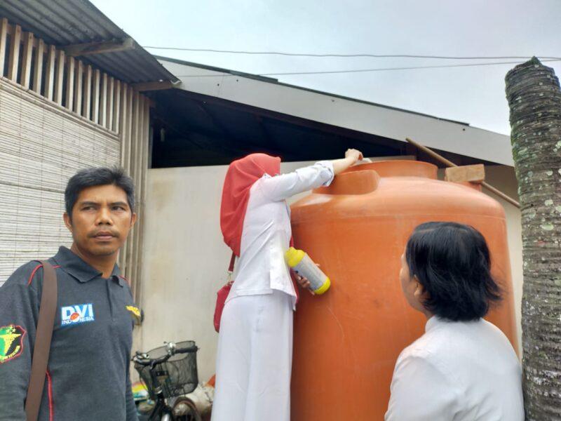 FOTO : Domunentasi Pencegahan Dinkes Tanjab Barat 2019
