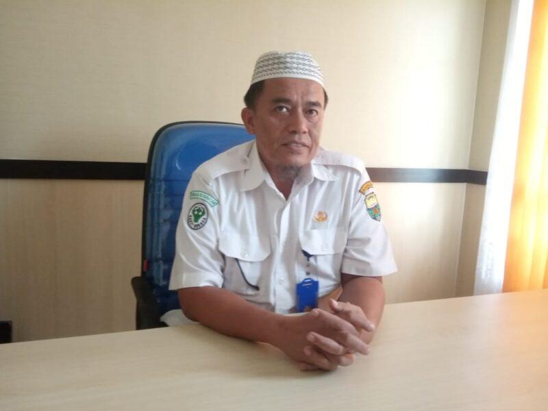 FOTO : dr. Ilham, Direktur RSUD Ahmad Ripin Muaro Jambi
