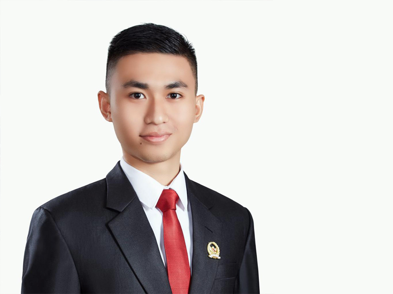 FOTO : Satria Tubagus Ryan Hermawan, SH anggota DPRD Kabupaten Tanjung Jabung Barat