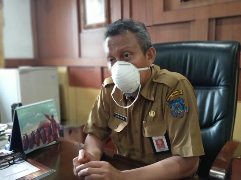 FOTO : Ir. H. Agus Sanusi, M.Si, Sekretaris Daerah Tanjung Jabung Barat