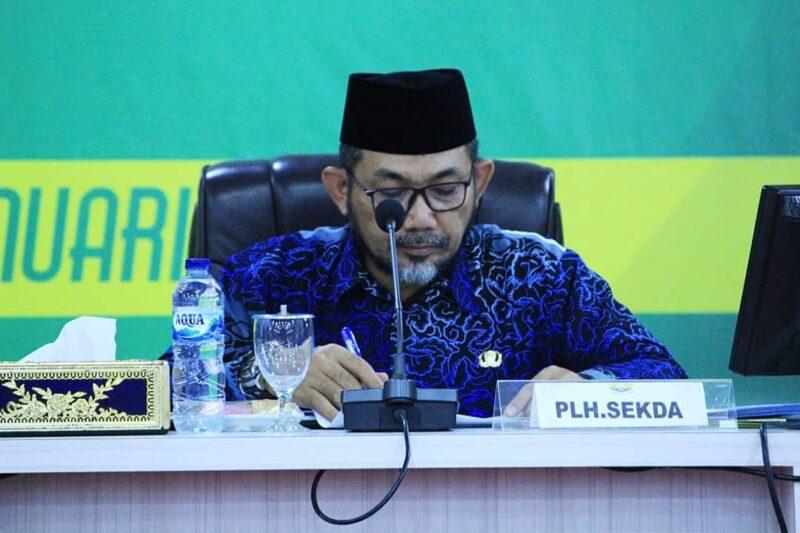 FOTO : Pj. Sekda Provinsi Jambi, H. Sudirman, SH, MH