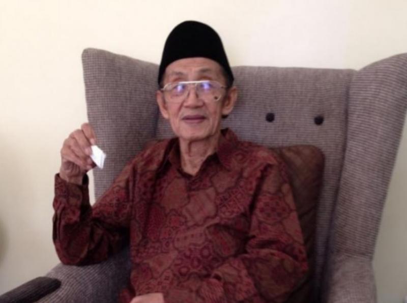 FOTO : Alm. H. Mgs Cek Mak Bin Mgs Abdul Roni