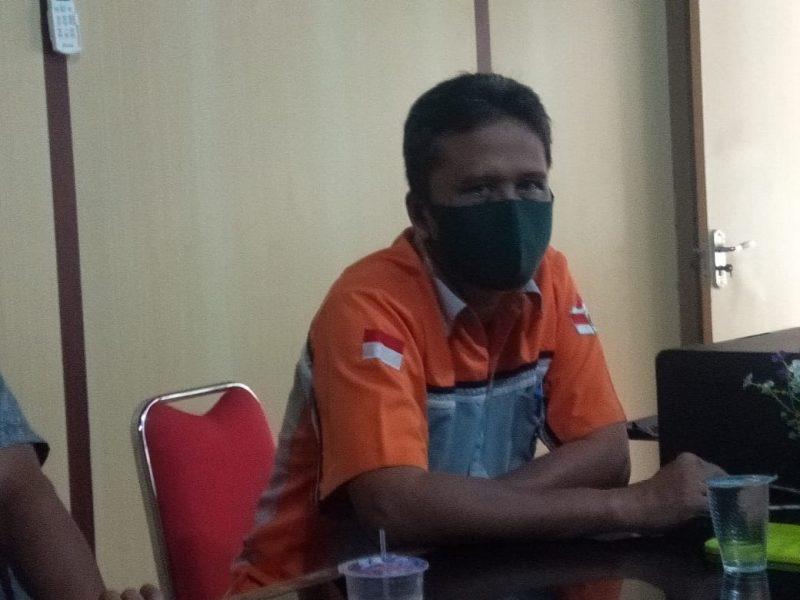 FOTO : Ketua Komisi Pemilihan Umum Tanjung Jabung Barat, Khairuddin, S.Sos,