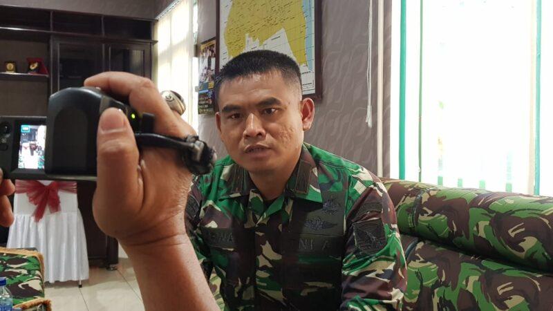 FOTO : Dandim 0419/Tanjab Letkol Inf Erwan Susanto, SIP