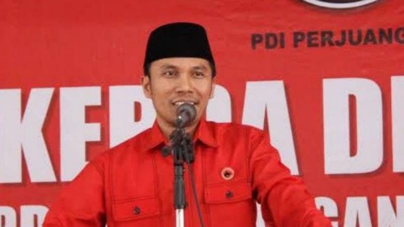 FOTO : Ketua DPD PDIP Provinsi Jambi, Edi Purwanto, SH