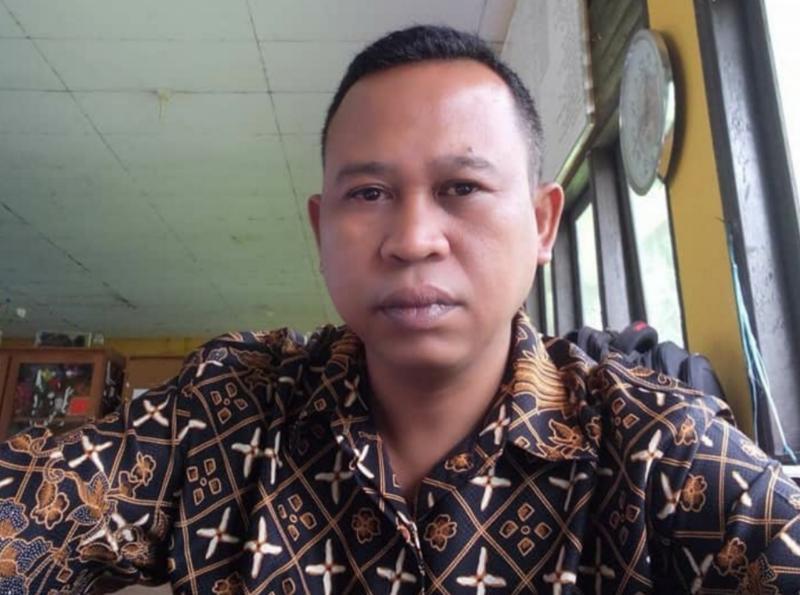 FOTO : M. Kurdi Zakaria, M.Pd.I, Ketua Pimpinan Cabang Ikatan Sarjana Nahdlatul Ulama (ISNU) Tanjung Jabung Barat.