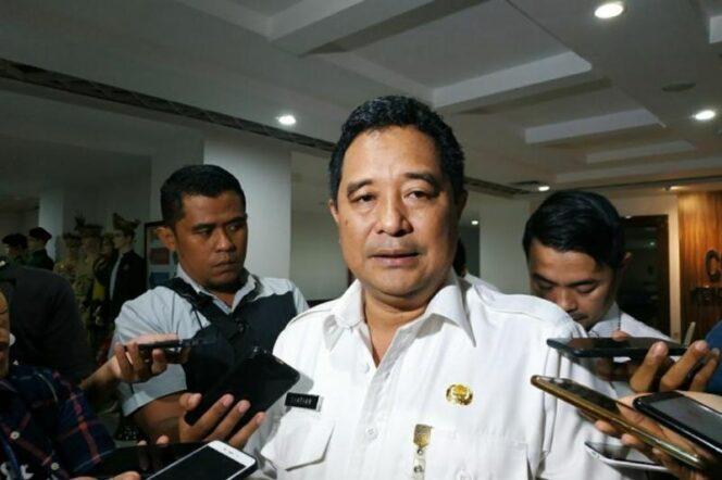 FOTO : Bahtiar, Dirjen Politik dan Pemerintahan Umum Kementerian Dalam Negeri