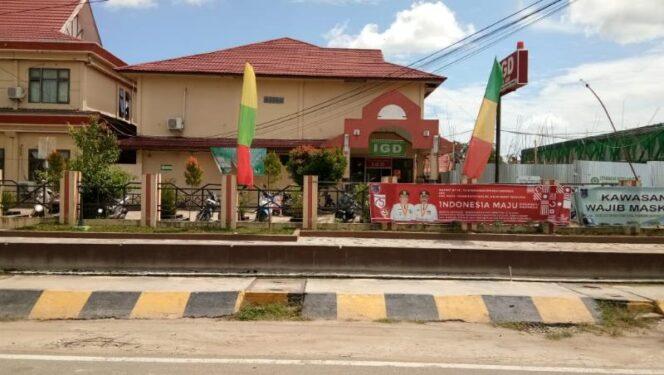 Rumah Sakit Umum Daerah KH. Daud Arif Kuala Tungkal, Kabupaten Tanjab Barat