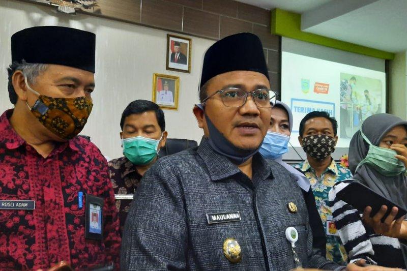 FOTO : Wakil Wali Kota Jambi Dr. H. Maulana