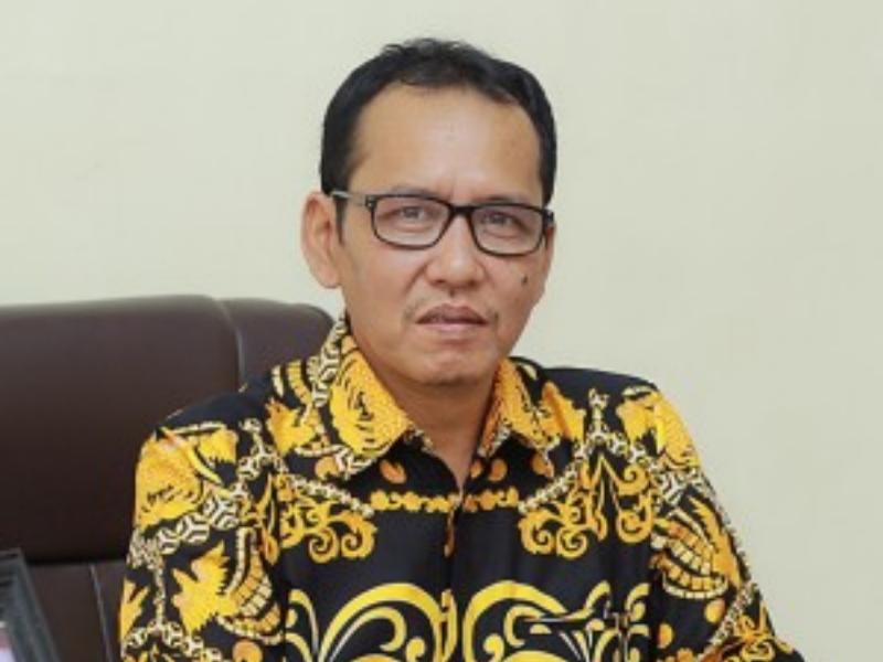 FOTO : Ketua KPU Provinsi Jambi H. M. Subhan, S.Ag, MH