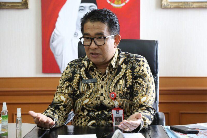 FOTO : Akmal Malik, Direktur Jenderal Otonomi Daerah Kementerian Dalam Negeri (Kemendagri).