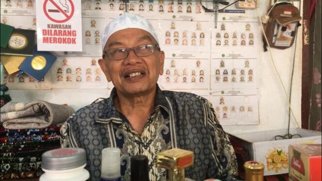 FOTO : H. Harmen, Pengusaha Travel Haji dan Umrah Kota Kuala Tungkal