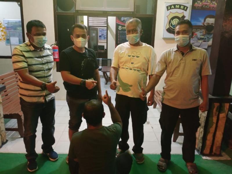 Terlibat Narkoba, Seorang Security Diamankan Tim Ops Pekat Polsek Tebing Tinggi
