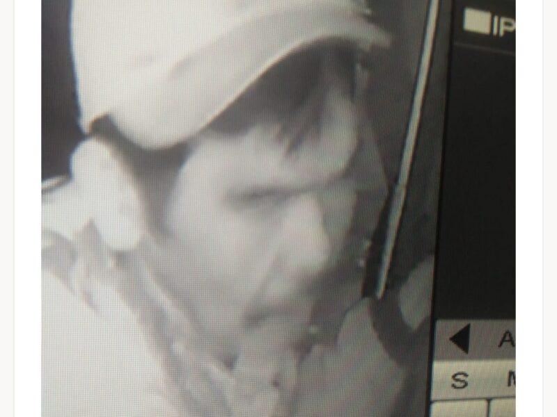 Tangkapan Wajah Salah Satu Pelaku Pencurian Terekam CCTV di Rumah Ari Yusuf Kru TVRI Stasiun Jambi. FOTO : Ist