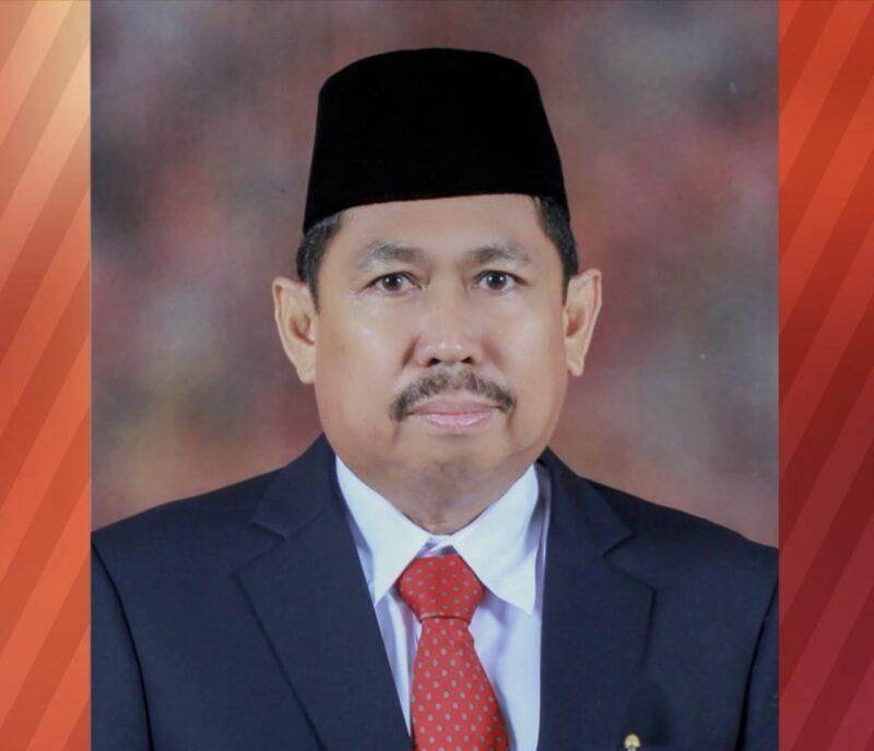 Anggota Fraksi PDI Perjuangan DPRD Tanjab Barat Abdullah, SE. FOTO : Website DPRD Tanjabbar.
