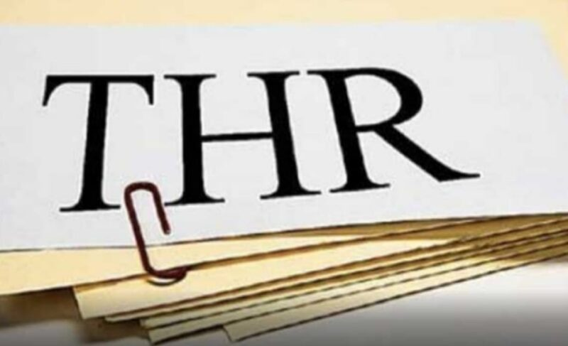 ILUSTRASI : Amplop Surat Minta THR