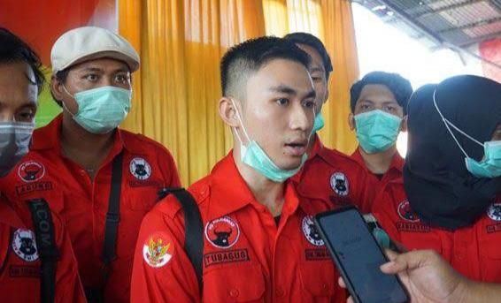 Satria Tubagus Hermawan, Ketua DPC BMI Tanjab Barat. FOTO : Ist
