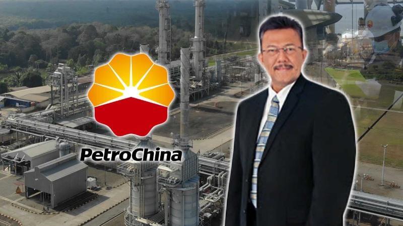 VP HR and Relations PetroChina, Dencio Renato Boele. FOTO : Istimewa.