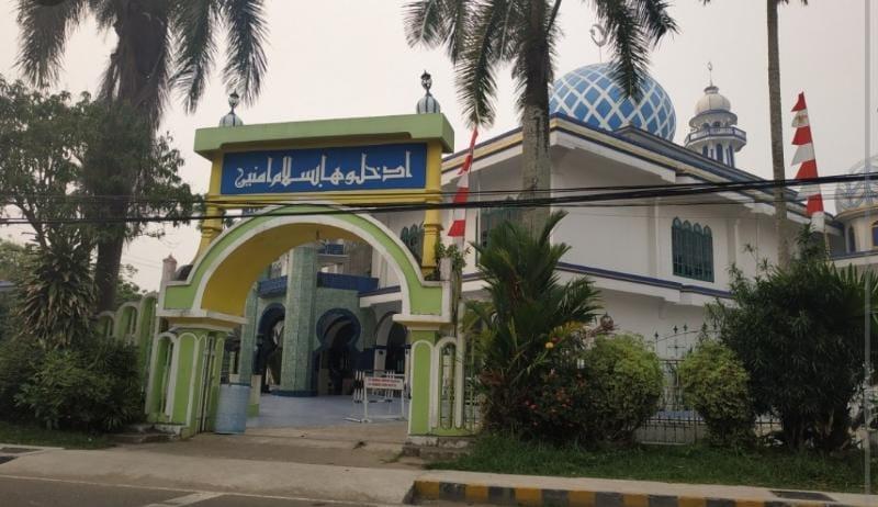 Masjud Agung Al Istiqamah Kuala Tungkal