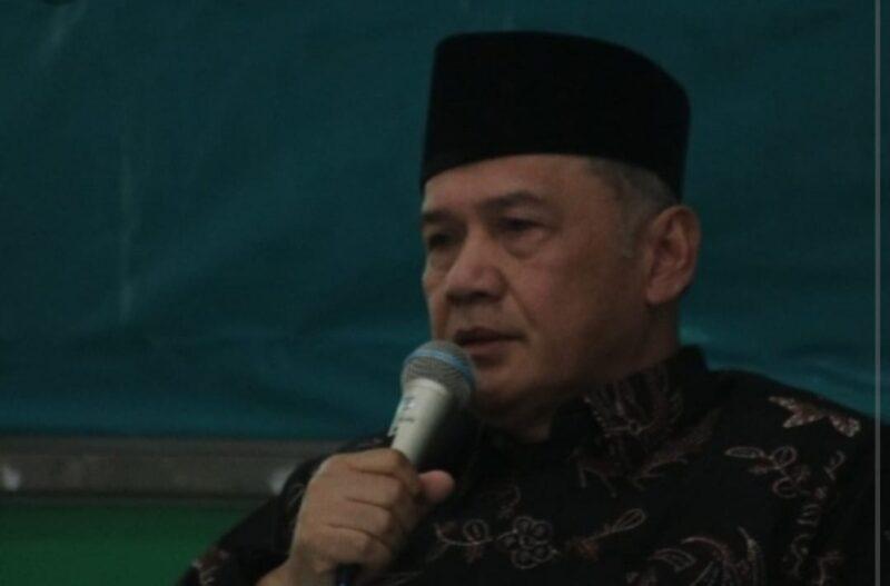 Ketua Pimpinan Pusat (PP) Muhammadiyah Prof Dadang Kahmad