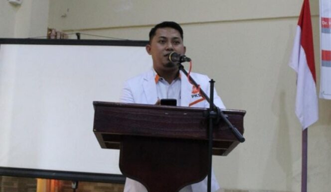 Ketua DPD PKS Tanjab Barat, M. Nazib. FOTON: RTG