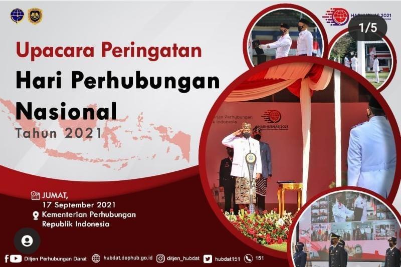 Link Twibbon Hari Perhubungan Nasional (Harhubnas) Ke 50 Tahun 2021