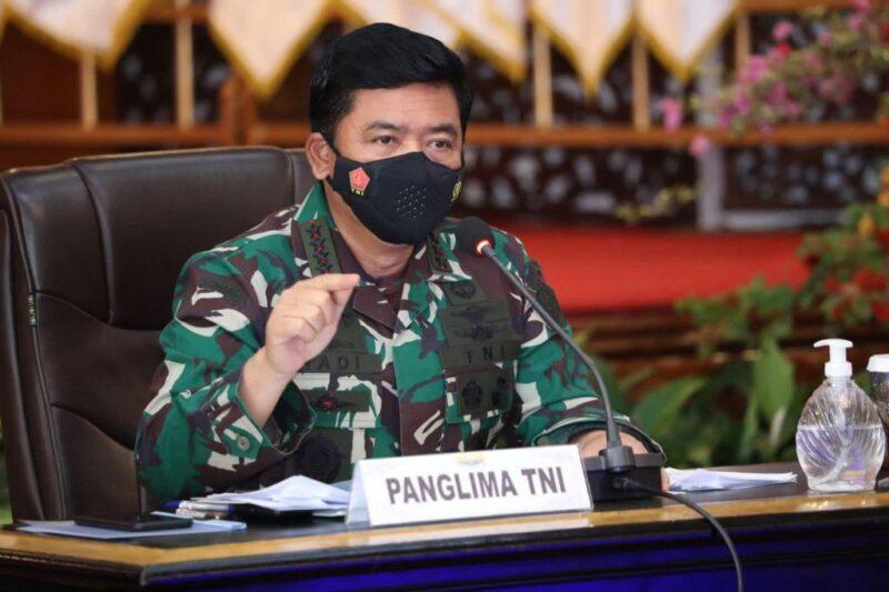 Marsekal TNI Hadi Tjahjanto. /ISTIMEWA
