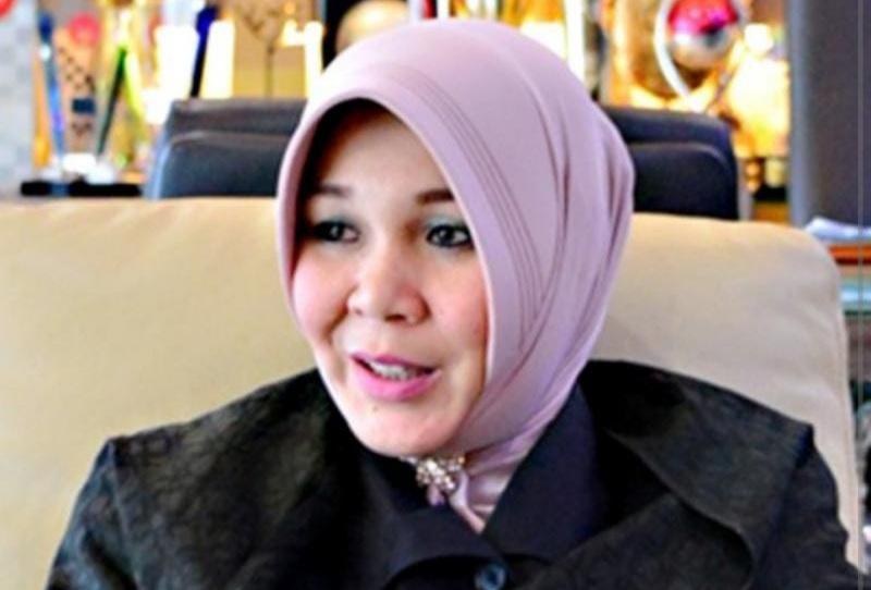 Ketua DPP PPP Illiza Sa'aduddin Djamal. FOTO : Istimewa
