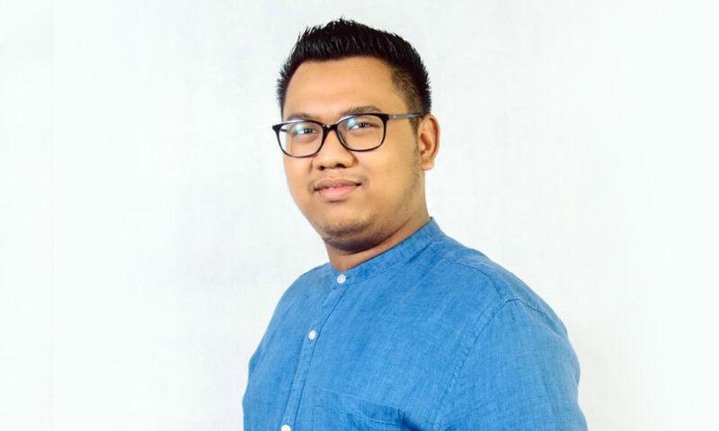 FOTO : M. Iqbal Linus putra dari Saudagar Ir. H. M. Yunus Abd Rahim