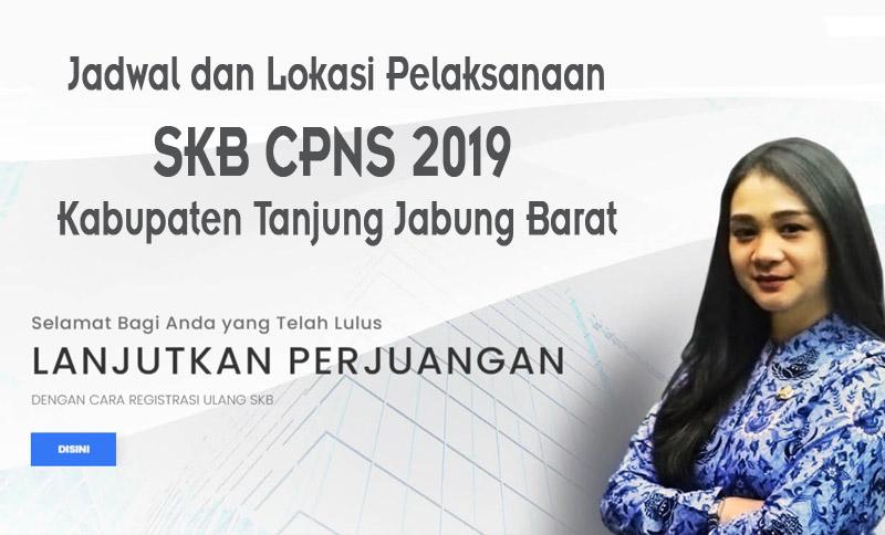 Ilustrasi Pengumuman SKB CPNS TANJAB BARAT 2019